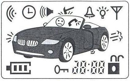инструкция агилон сигнализация - фото 6