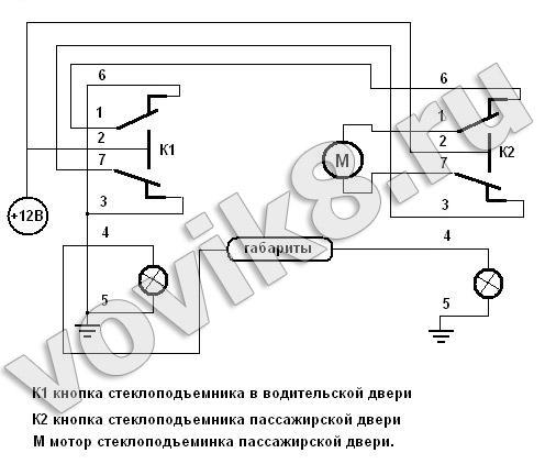 электрические схемы реле времени